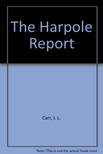 9780704310520: The Harpole Report