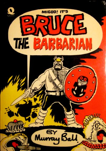 Bruce the Barbarian: Ball, Murray