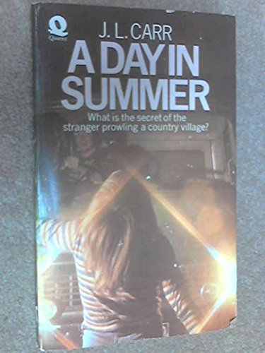 9780704310667: A Day in Summer