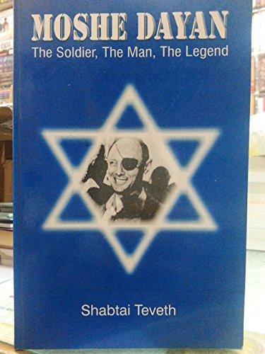 9780704310803: Moshe Dayan