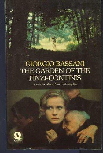 9780704310810: Garden of the Finzi-Continis