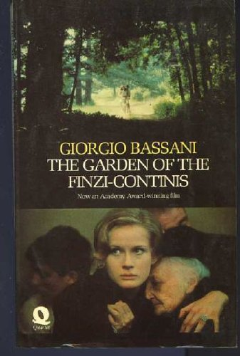 Garden of the Finzi-Continis (9780704310810) by Giorgio Bassani