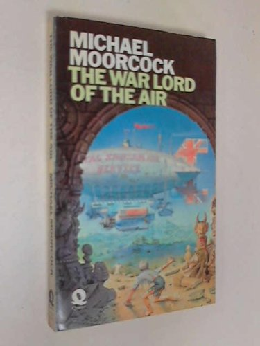 9780704310858: The War Lord Of The Air (Warlord)