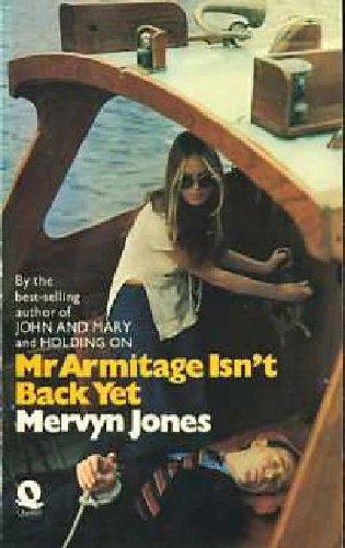 9780704311121: Mr. Armitage Isn't Back Yet