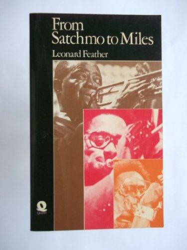 From Satchmo to Miles: Leonard Feather