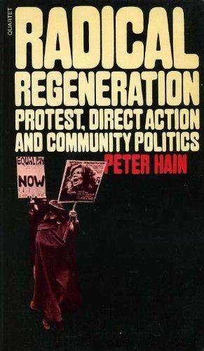 9780704312319: Radical Regeneration