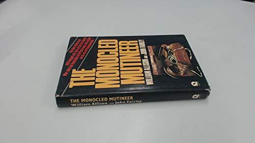 9780704321540: Monocled Mutineer