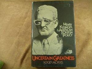 9780704321663: Uncertain Greatness