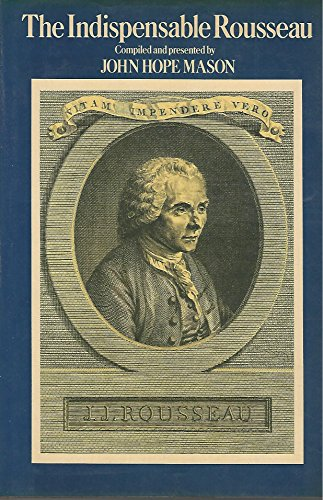 9780704321908: The Indispensable Rousseau