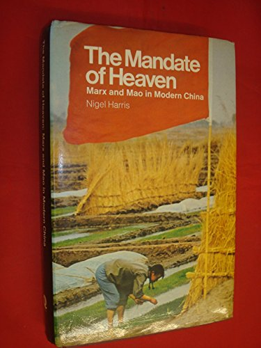 9780704321915: The mandate of heaven: Marx and Mao in modern China