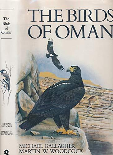 Birds of Oman: Gallagher, Michael