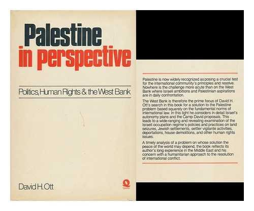 9780704322639: Palestine in Perspective