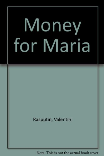 9780704322745: Money for Maria