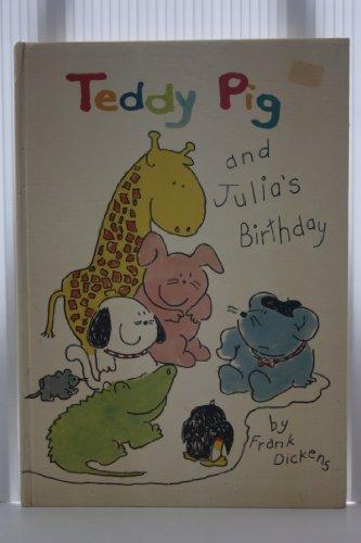 9780704323070: Teddy Pig and Julia's Birthday
