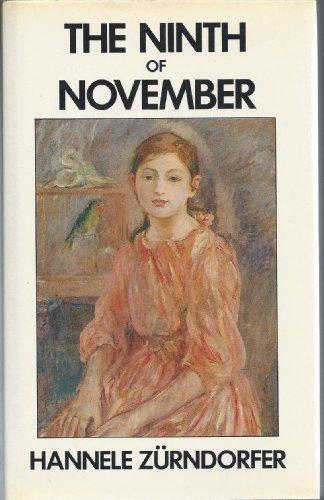 9780704323766: The Ninth of November