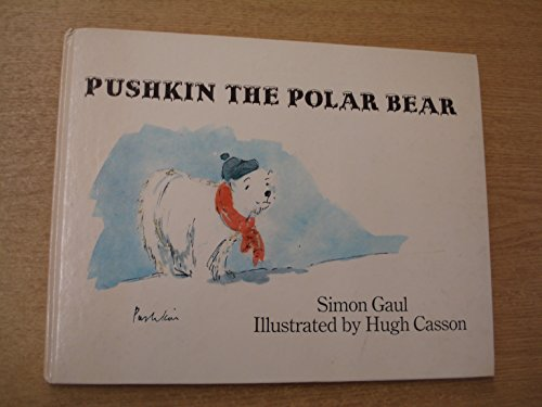 Pushkin the Polar Bear: Gaul, Simon