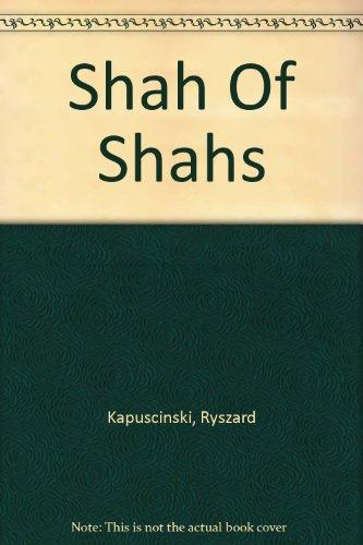 9780704324732: Shah of Shahs