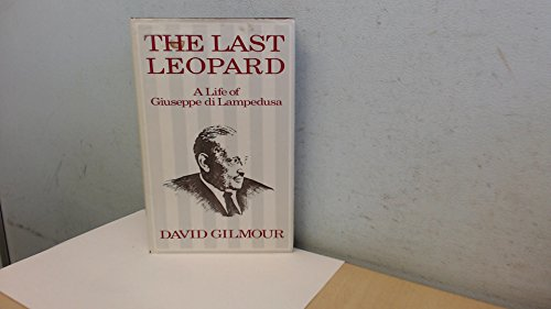 9780704325647: The Last Leopard: Life of Giuseppe Di Lampedusa