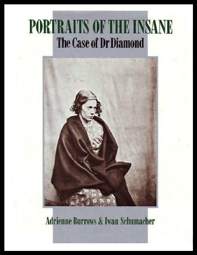 9780704326149: Portraits of the Insane: The Case of Dr. Diamond