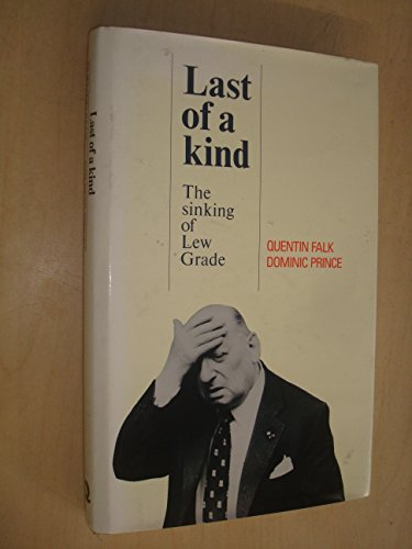 9780704326156: Last of a kind: The sinking of Lew Grade