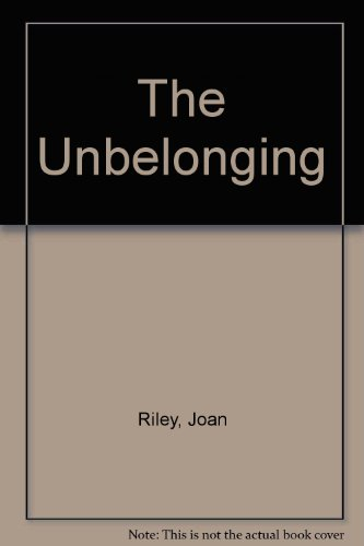 9780704328617: The Unbelonging