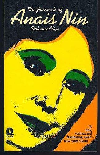 Journals of Anais Nin, Vol. 5 (1947-1955): Anais Nin