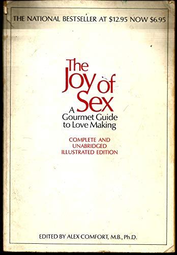 9780704331211: JOY OF SEX: GOURMET GUIDE TO LOVEMAKING