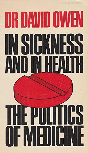 9780704331235: In Sickness and in Health