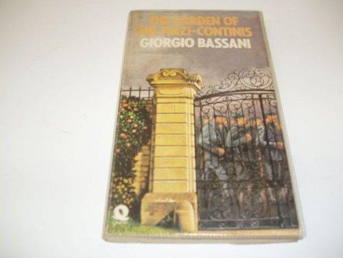 9780704331730: The garden of the Finzi-Continis