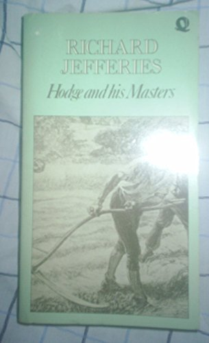 Hodge and His Masters: Jefferies, Richard