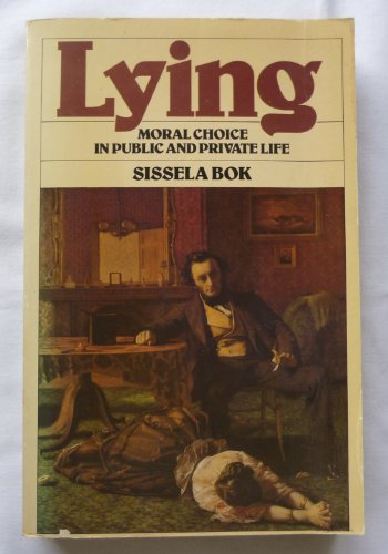 9780704333062: Lying: Moral Choice in Public and Private Life