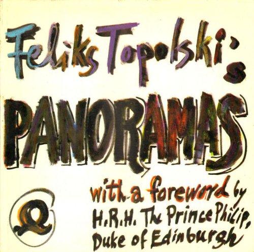 Feliks Topolski's Panoramas (9780704333482) by Feliks Topolski