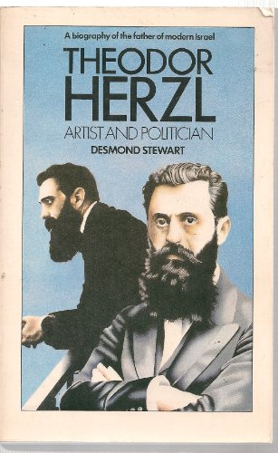 9780704333529: Theodor Herzl: Artist and Politician