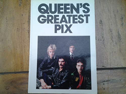 9780704333895: Queen's Greatest Pix