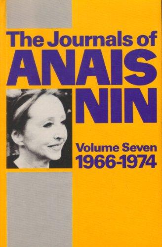9780704333987: Journals: 1966-74 v. 7