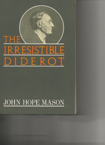 9780704334694: The Irresistible Diderot