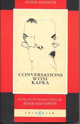 9780704334816: Conversations with Kafka (Quartet Encounters)