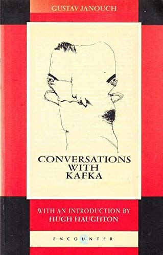 9780704334816: Conversations with Kafka