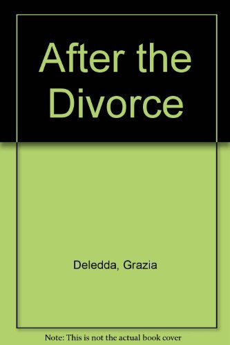 9780704334854: After the Divorce (Quartet Encounters) (English and Italian Edition)