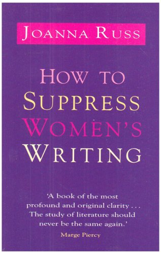 9780704339323: How to Suppress Women's Writing