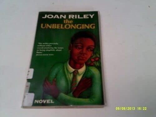 9780704339590: The Unbelonging