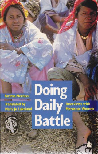 Doing Daily Battle (0704340887) by Mernissi, Fatima
