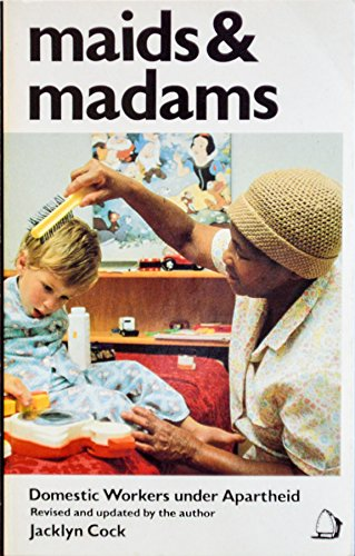 9780704341654: Maids and Madams: Domestic Workers Under Apartheid