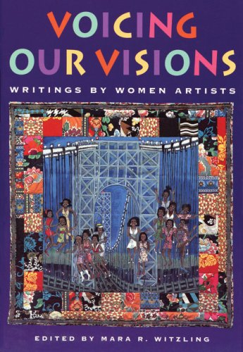 9780704343023: Voicing Our Visions: Writings by Women Artists
