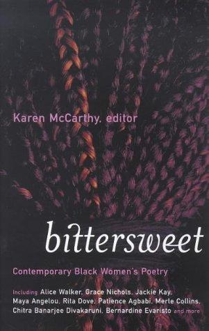 9780704346079: Bittersweet: Contemporary Black Women's Poetry