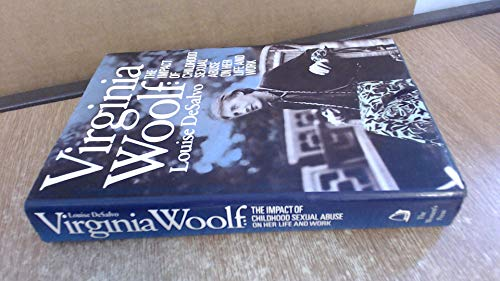 9780704350427: Virginia Woolf: The Impact of Childhood Sexual Abuse on Her Life and Work