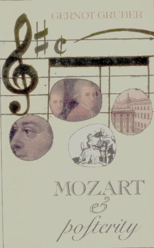 9780704370036: Mozart and Posterity