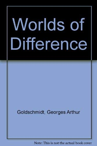 Worlds of Difference: Goldschmidt, Georges Arthur