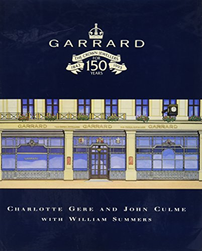9780704370555: Garrard: The Crown Jewellers For 150 Years, 1843-1993