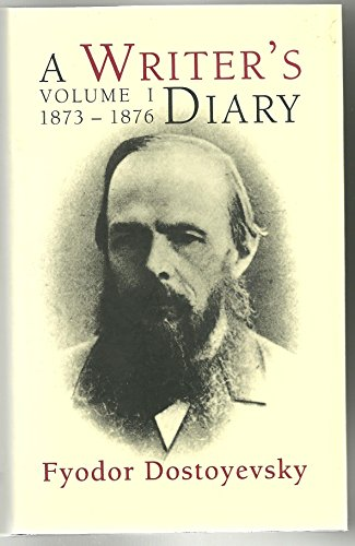 9780704370562: A Writer's Diary, Vol. 1: 1873 - 1876